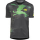 100% Airmatic Enduro/Trail Bike Jersey Shortsleeve Men green/black